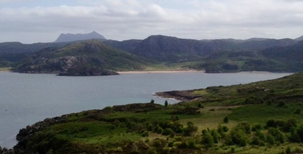Durness to Kyle of Lochalsh