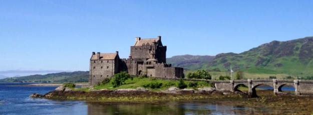 Eilean Donan Castle, Heaven on Earth