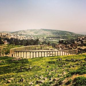 Perfect Forum at Jerash