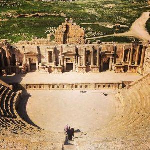 South Theatre at Jerash